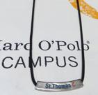 Halsband Campus Svart